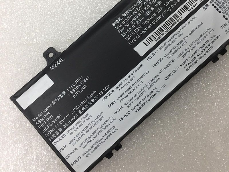 Lenovo L18C3P51 L18L3P51 L18M3P51