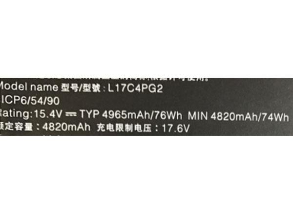Lenovo L17C4PG2